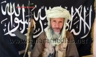 Abdelhamid Abou Zeid speaks in an unknown location in this still image taken from a undated file video footage obtained from Sahara Media on March 1, 2013. REUTERS/Sahara Media via Reuters TV