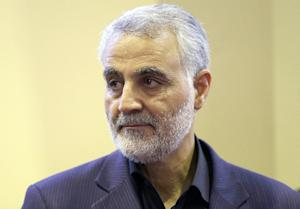 Commander of the Iranian Revolutionary Guard's Quds Force, Qassem Soleimani has advised Iraqi forces in multiple operations against IS