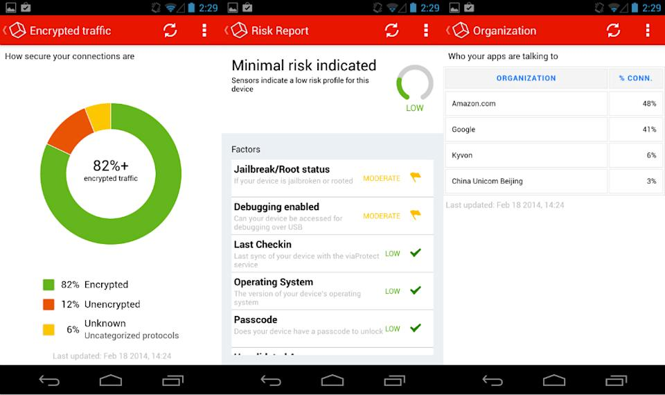 Spy on the NSA as it spies on you with this new Android app