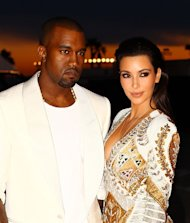 Kim Kardashian makes Kanye West video appearance