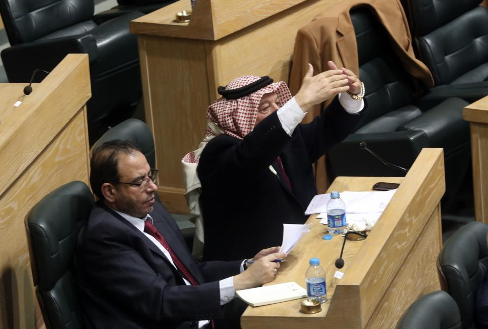 Jordanians worry about fallout from Mideast peace