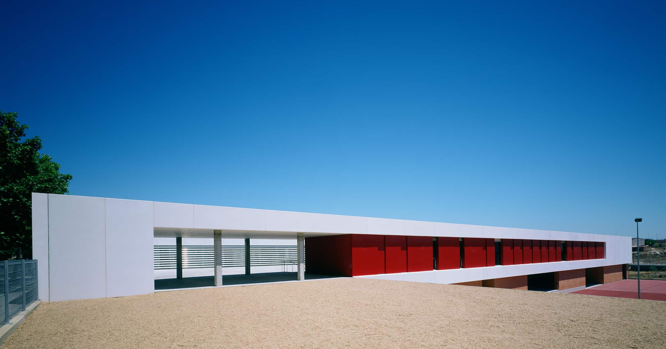 IES BADAJOZ - arquitectura escolar extremadura - LANDINEZ+REY   equipo L2G arquitectos, slp [ eL2Gaa ]