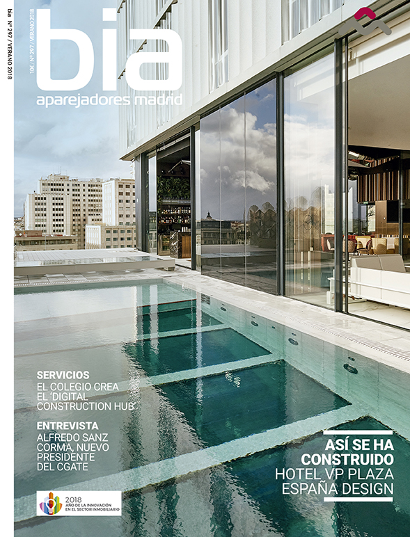 obra publicada - revista BIA- aparejadores Madrid 297 casa_iA LANDÍNEZ+REY arquitectos [eL2Gaa]