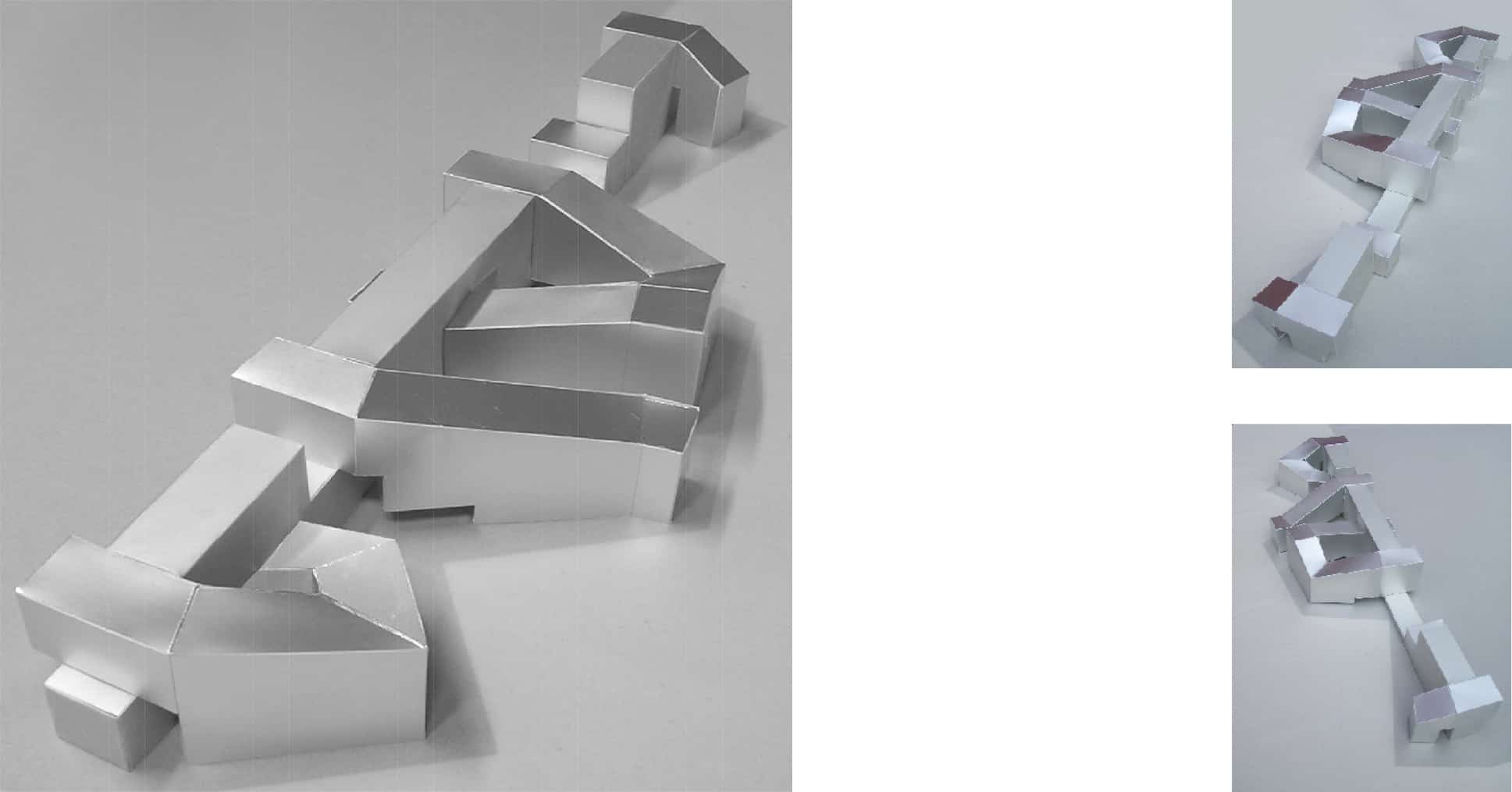 Maqueta concurso PARLA - LANDÍNEZ+REY | equipo L2G arquitectos, slp [ eL2Gaa ] + Raúl del Valle