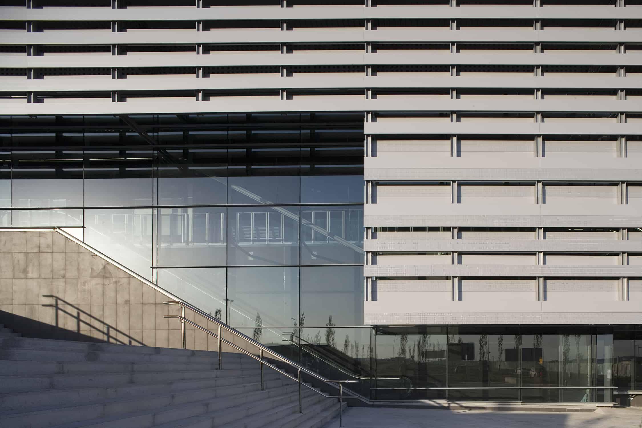 arquitectura transporte - Estación METRO de MADRID_LGV+LANDINEZ+REY | equipo L2G arquitectos, slp [eL2Gaa ] - arquitectura del transporte