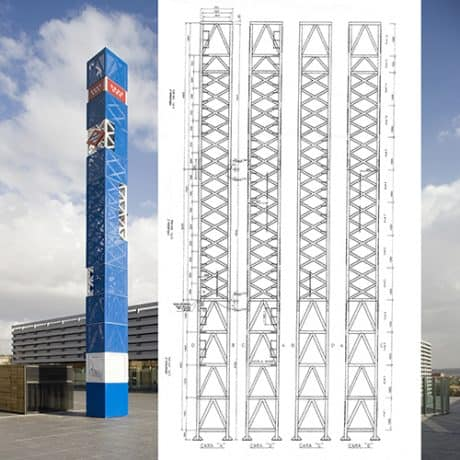 PORTFOLIO ARQUITECTURA - Hito METRO de MADRID   LANDINEZ+REY   equipo L2G arquitectos, slp [ eL2Gaa ]