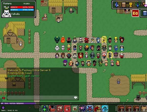Mmo 2d-browser Mmos :: surringthetil ml