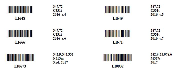 Etiquetas no ABCD