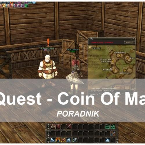 Quest Coins-of-Magic L2Wiki.pl