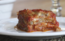 Two-Minute Eggplant Parmesan