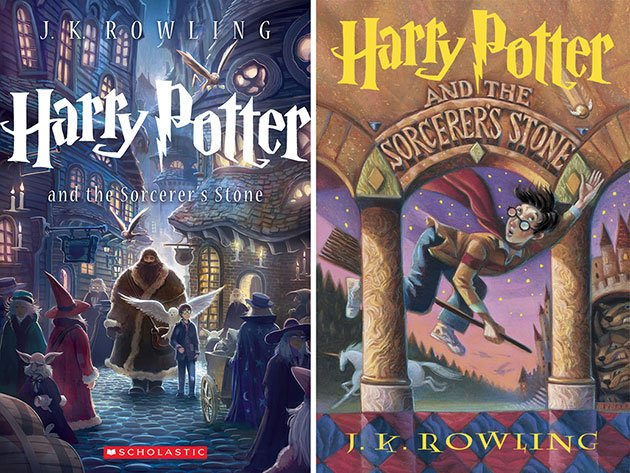 New 'Harry Potter and the Sorcerer's Stone' illustrated by Kazu Kibuishi