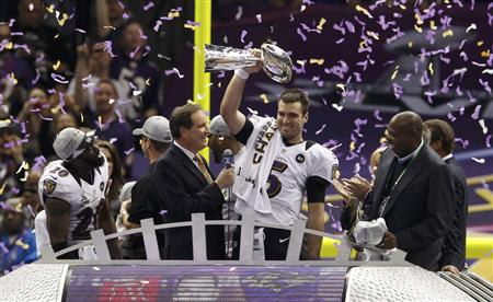 Congratulations Baltimore Ravens