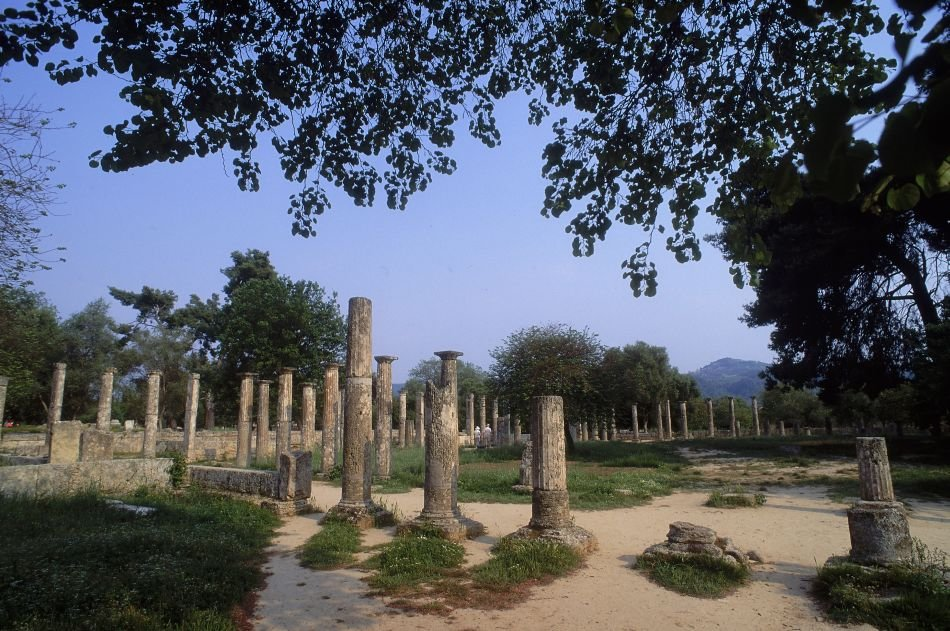 Olympic cities Athens