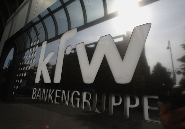 German KfW Pays Lehman 300 Million Euros By Mistake