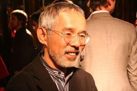 Legendary Studio Ghibli producer Toshio Suzuki.
