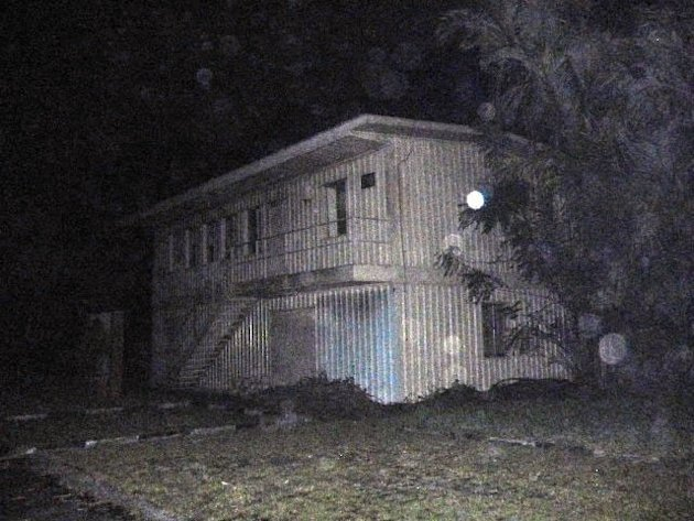 The Old Rifle Range Club in Bukit Timah (SPI photo)