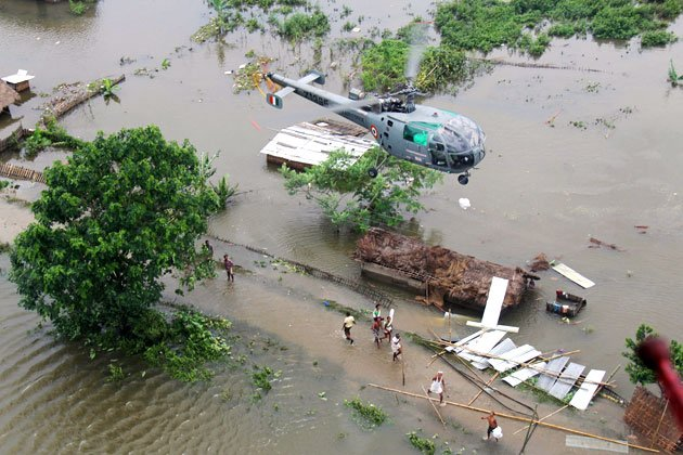 Floods kill 77 in Assam, two million affected