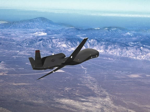 US Military Will Use Drones to Spy on North Korea