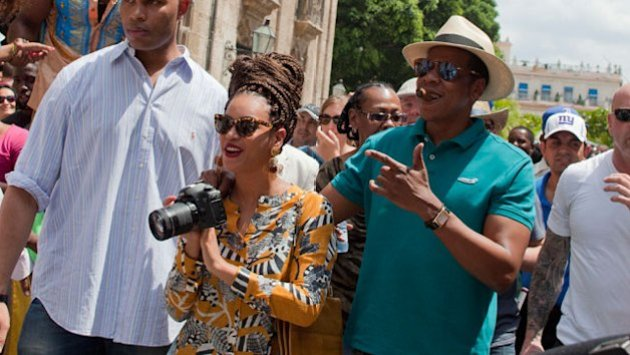 Jay-Z Raps About Cuba Trip, Getting Obama 'Impeached' (ABC News)