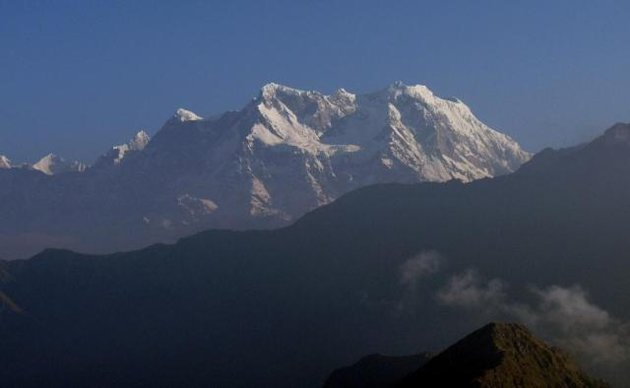 Chaukhamba from Chandrash …