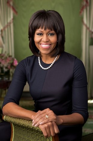Updated 03 07 14 is michelle obama wearing a wig getting her own and pmusecretfo Images