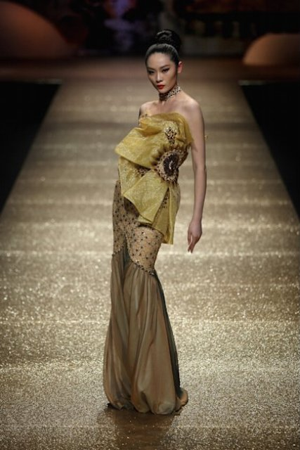 China Fashion Week S/S 2012 - Day 5