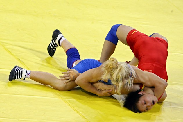 Olympics Day 8 - Wrestling