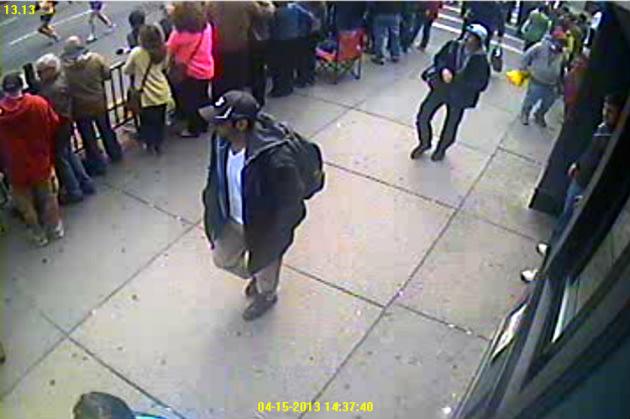 FBI releases images, video of Boston Marathon suspects