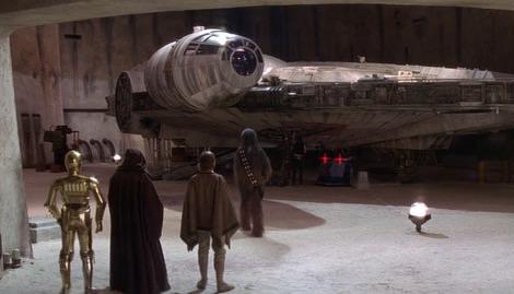 Новости Звездных Войн (Star Wars news): Говорят, будет Тысячелетний сокол