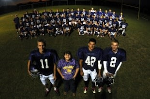 Football Players Stand Up to Bullying