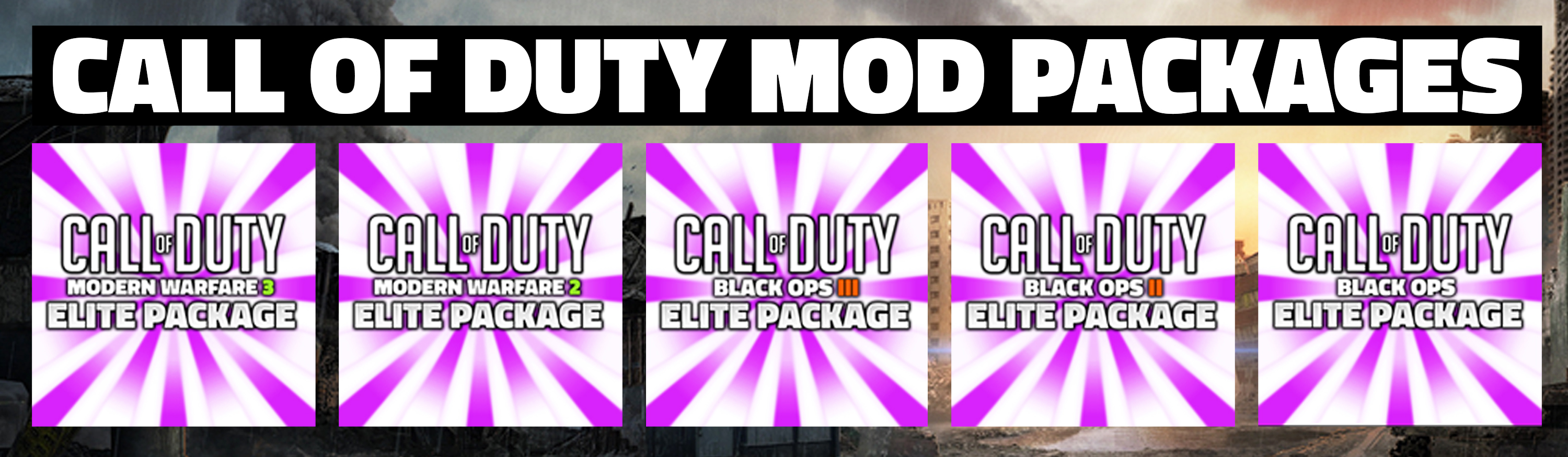 L321 Mods - Best place for GTA 5 Mods, Call of Duty Mods