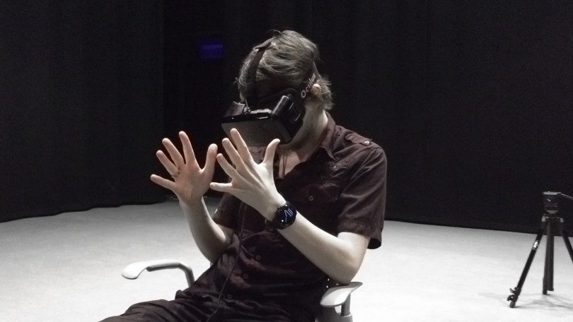 Out of Body VR Experience