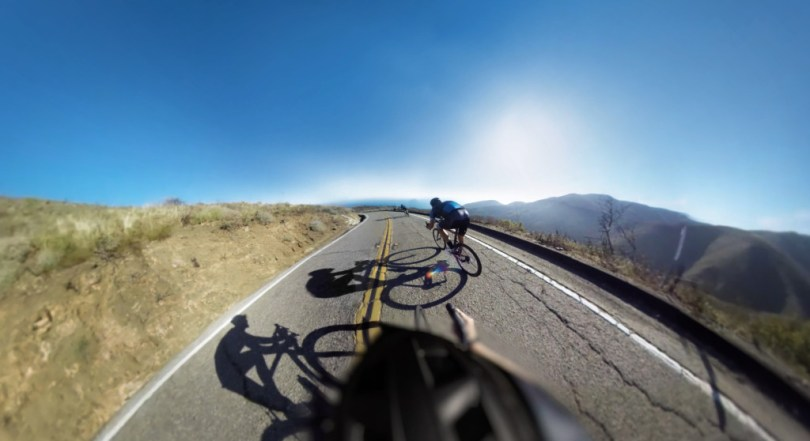 Lexus Elevate - Viewer Perspective - Cycling