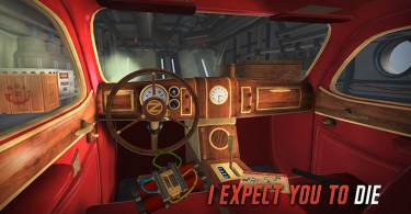 I Expect You to Die VR Game Demo