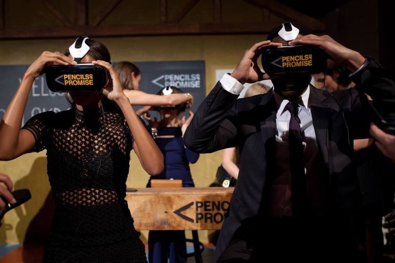 Pencils of Promise Virtual Reality