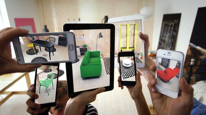 Image result for The Ikea Place app