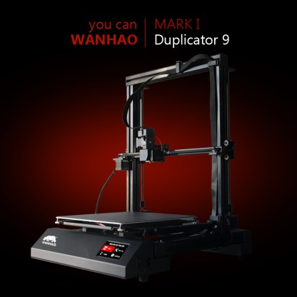 Wanhao D9 3D printer