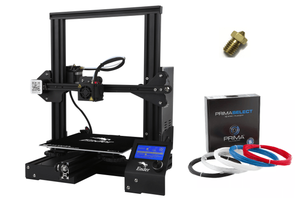 Best 3D printer starter kit