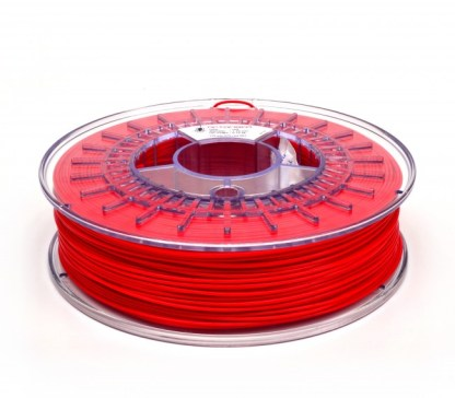 Red PLA 3D printer filament