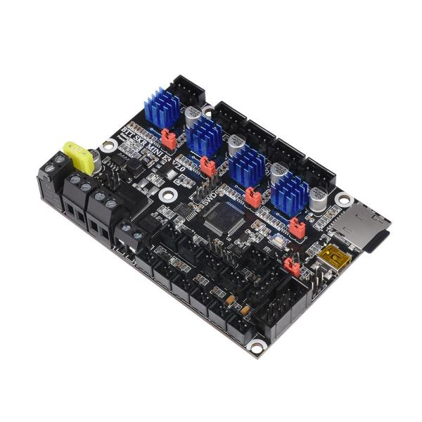 BTT control board upgrade - Ender 3