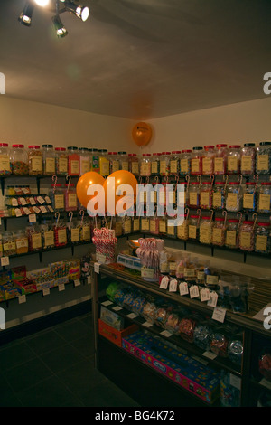 Old Fashioned Sweet Shop In Louth Lincolnshire Called Gobstoppers Stock Photo 43510792 Alamy