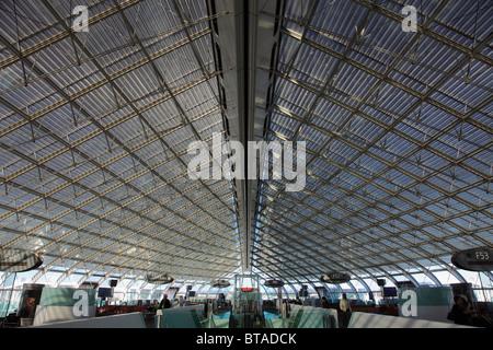 France Paris Charles De Gaulle Airport Terminal 2E New M