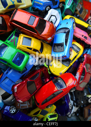 Lots Of Toy Cars In A Pile Stock Photo 50936023 Alamy