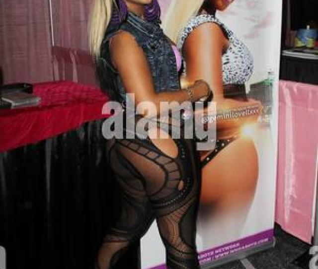 Gemini Lovell Attends Exxxotica 2012 At The New Jersey Expo Center In Edison New Featuring