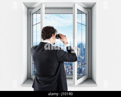 Image result for photo of a man on a new horizon