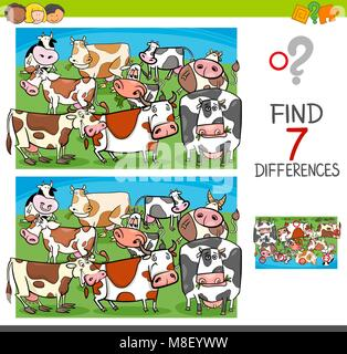find the cow # 60