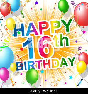 16 Geburtstag Party Gasteliste Gastebuch Geschenk The Best Amazon