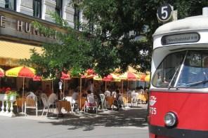 Wiener Straßenbahn, Cafe Hummel