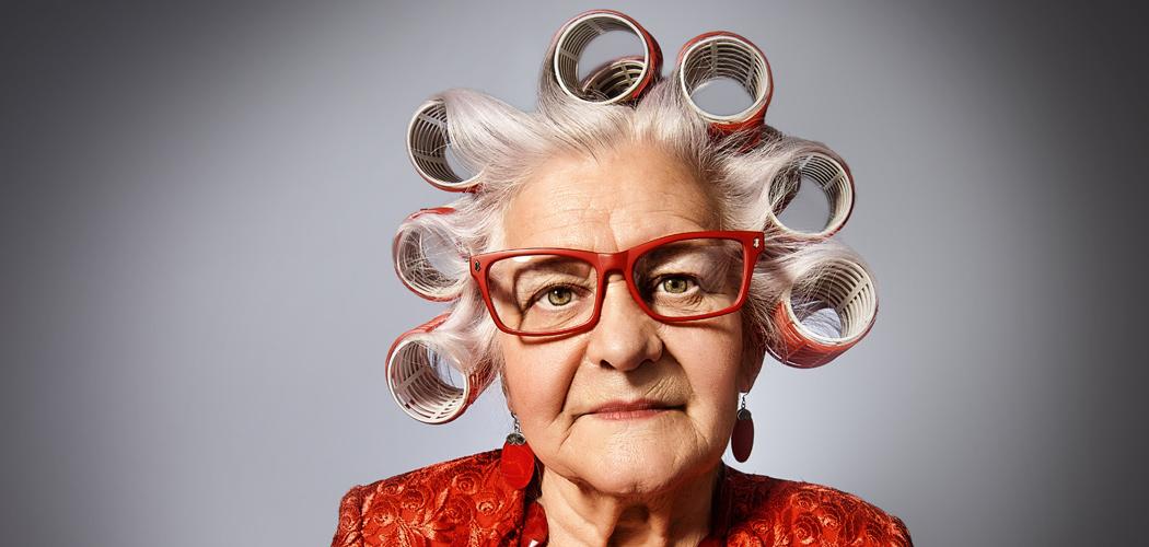 Mein Gott, bist Du alt geworden! | Foto: © Andrey Kiselev - Fotolia.com