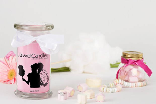 """Candy Floss (Bague) """"Classic Edition"""", Jewel Candle, 34.95€"""